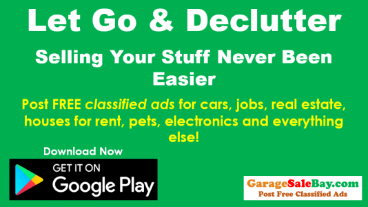 Let Go and Declutter